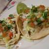 Fiery Tilapia Taco's