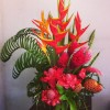 Tropical Flowers – Custom Arrangements
