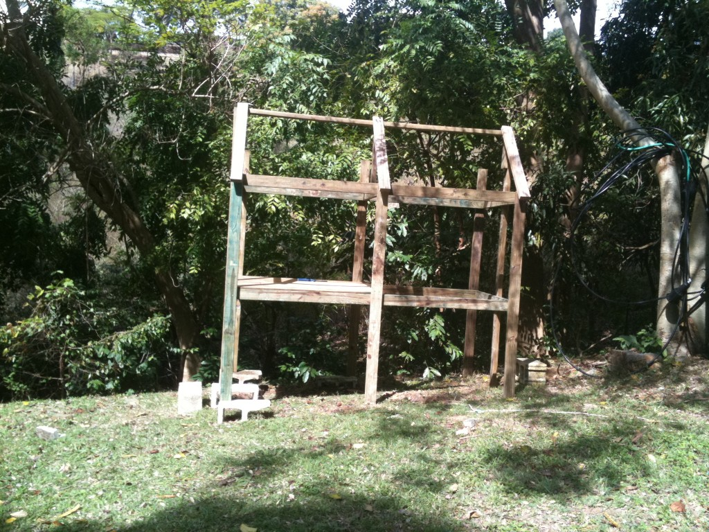 Chicken-Coop-Construction