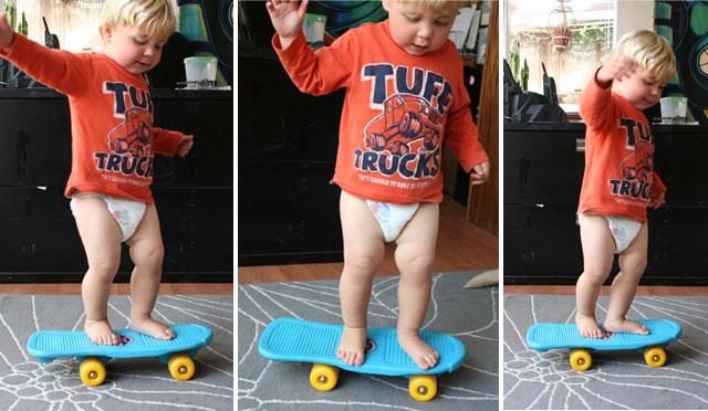 eli skatebording